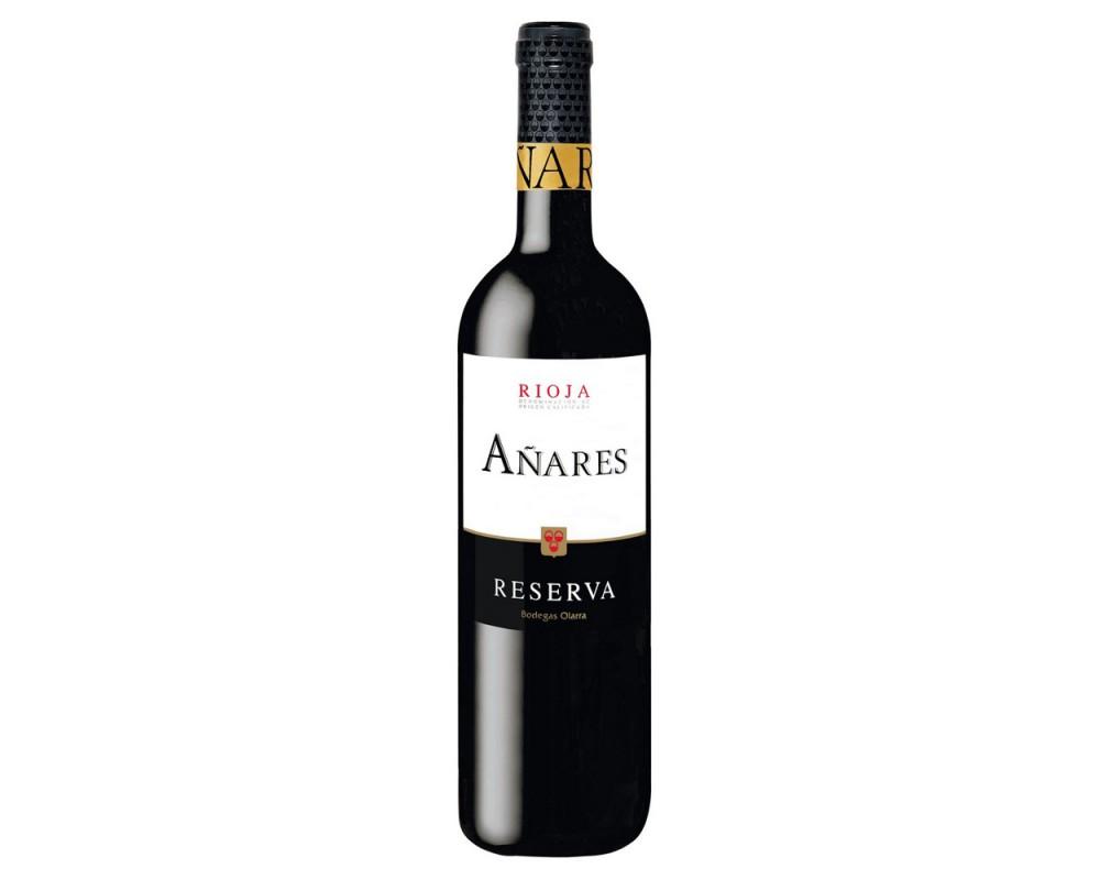 Anares Reserva 安妮絲紅酒2010