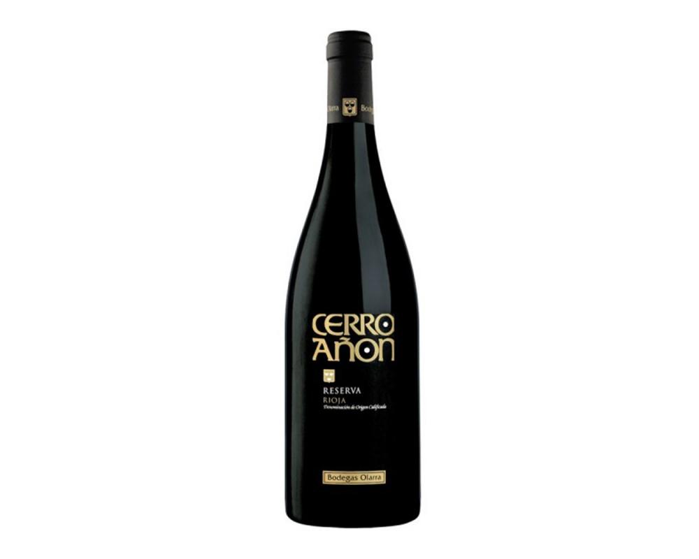 Cerro Reserva 斯羅安紅酒2010