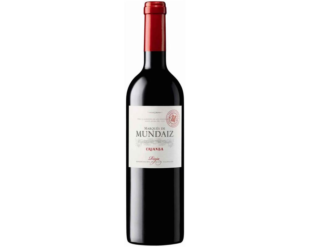 Marques de Mundaiz Crianza 慕迪亞紅酒2012