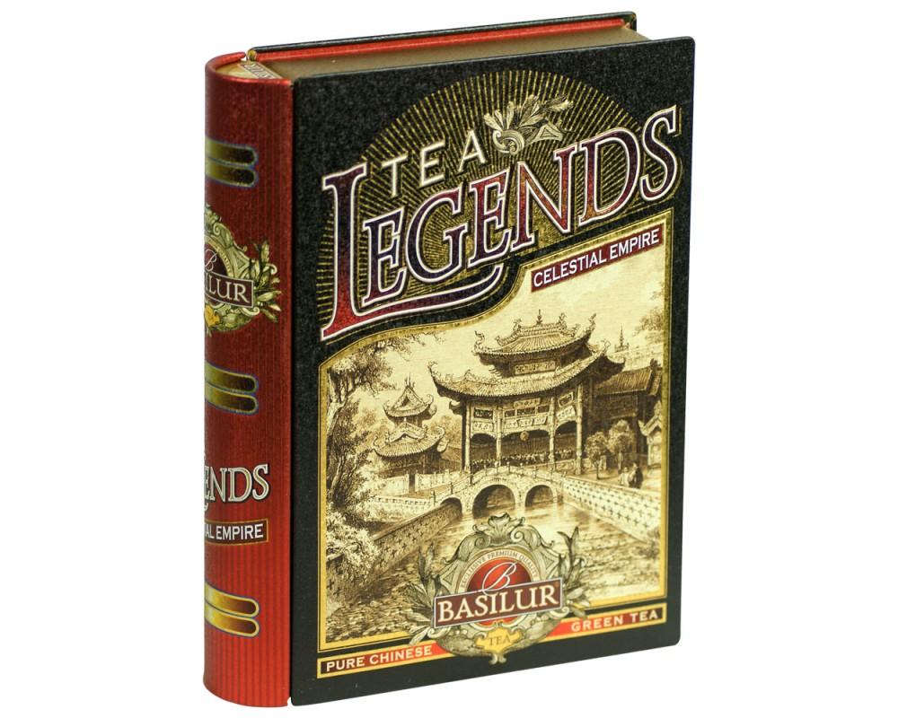 Legends典藏書錫蘭茶(天朝)