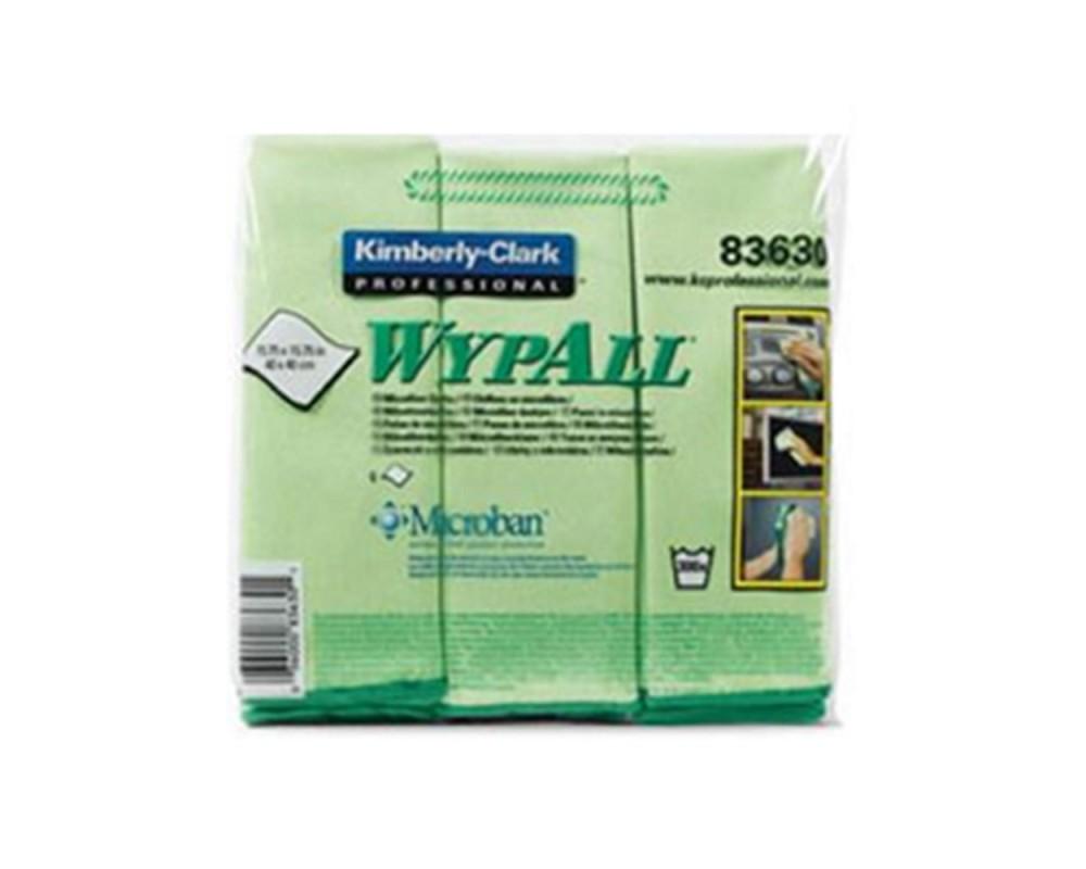 勁拭抗菌超級細纖維擦拭布-綠