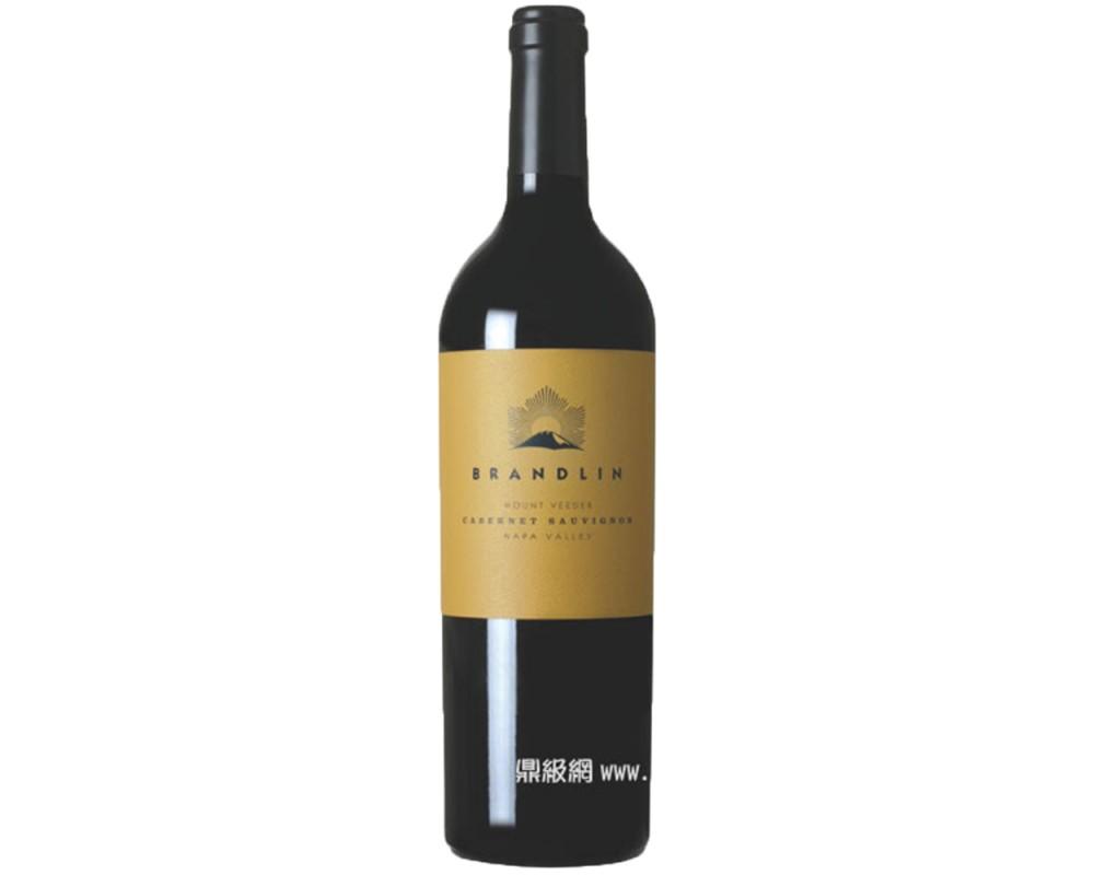 納帕谷歌之頌酒莊布蘭林頂級紅酒2008