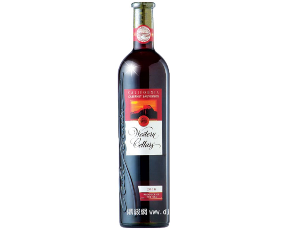 溫斯頓紅酒750ml