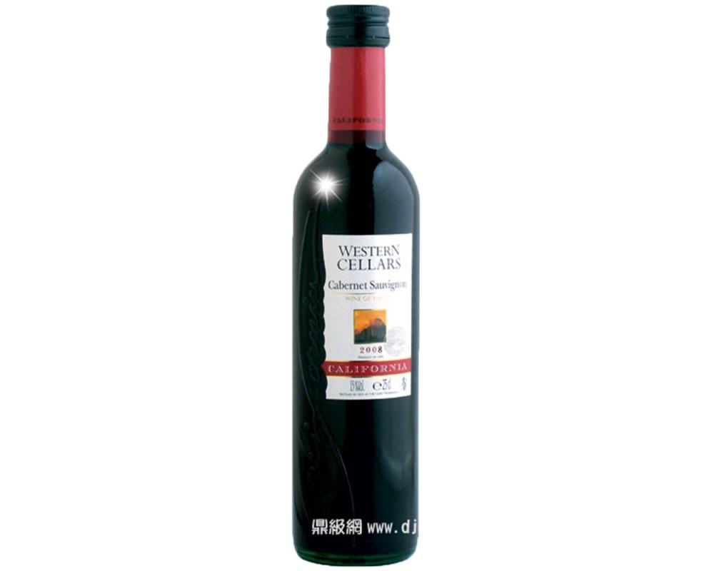 溫斯頓紅酒250ml