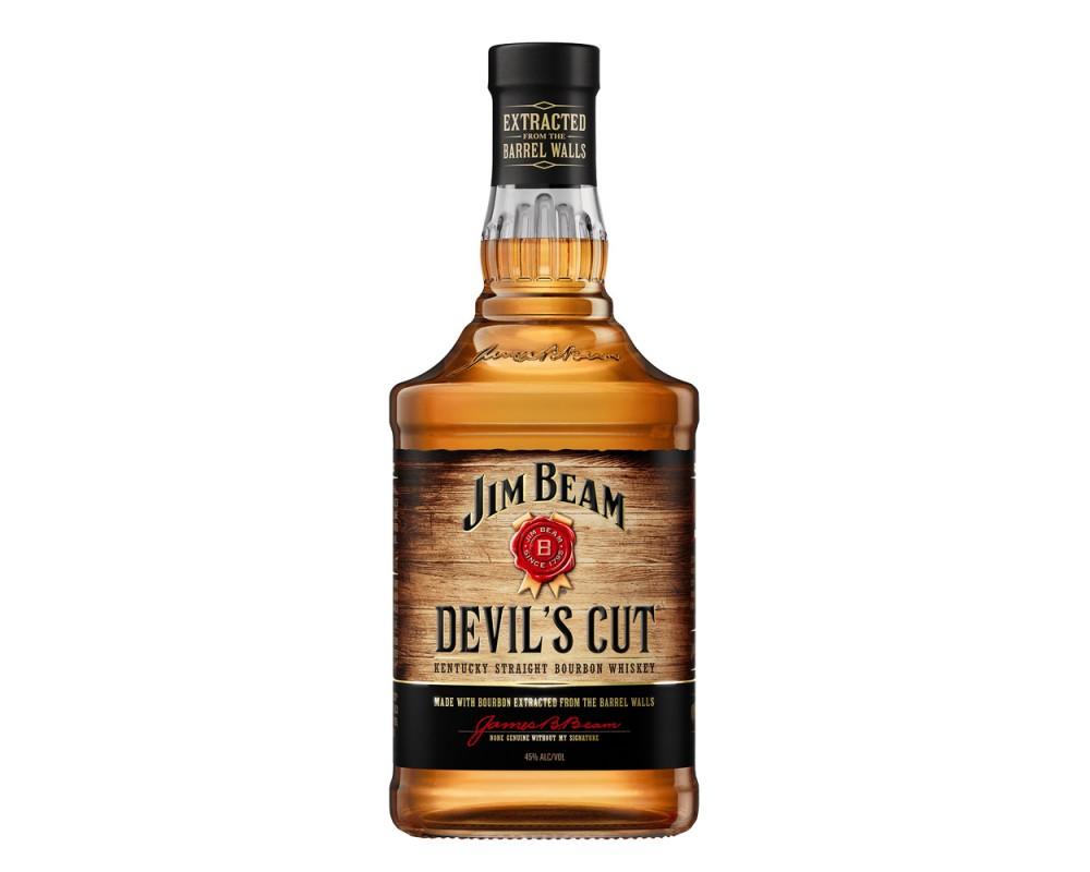 金賓魔鬼珍藏波本威士忌