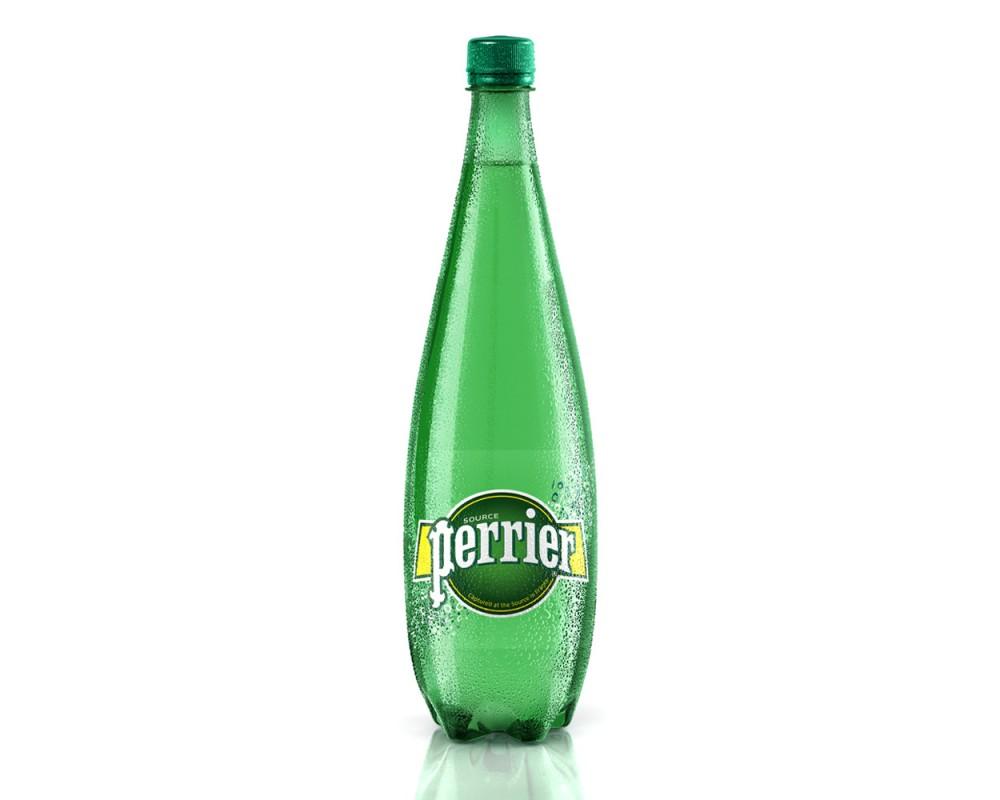 【Perrier】沛綠雅氣泡礦泉水(1000mlx12瓶)