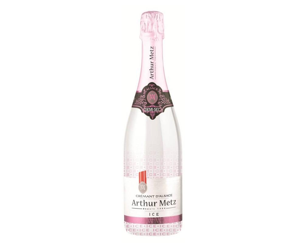 阿爾薩斯艾絲粉紅氣泡酒