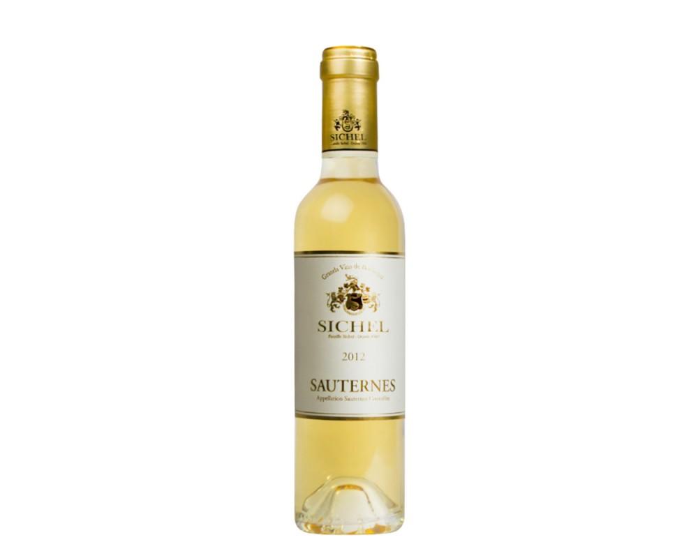 西賽世家索泰爾納甜白酒