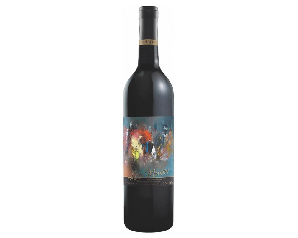 蒂恩萊繆斯紅酒DIREN Les Muses