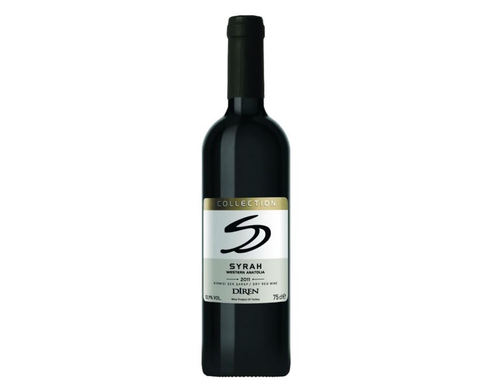 蒂恩特選希哈紅酒DIREN Collection Syrah