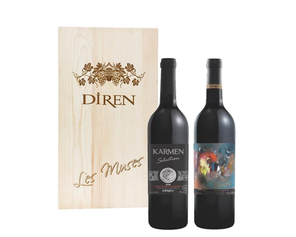 蒂恩Diren葡萄酒禮盒