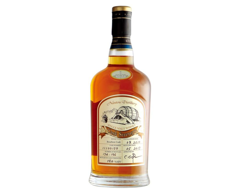 Omar原桶強度威士忌-波本桶