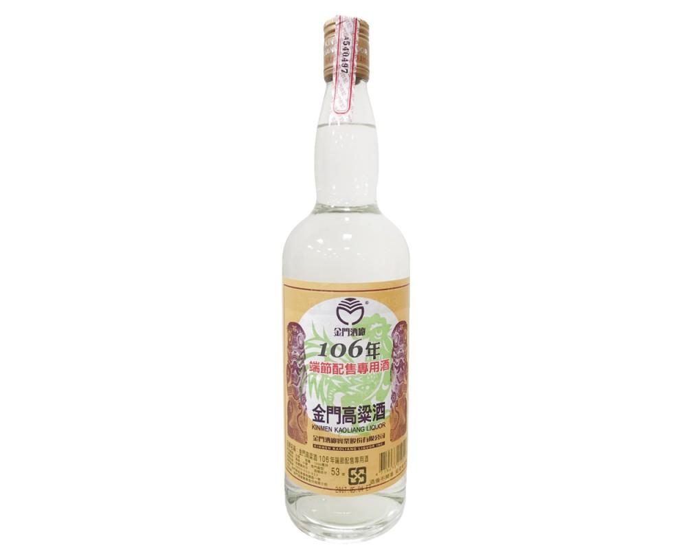 金門高粱106端節酒