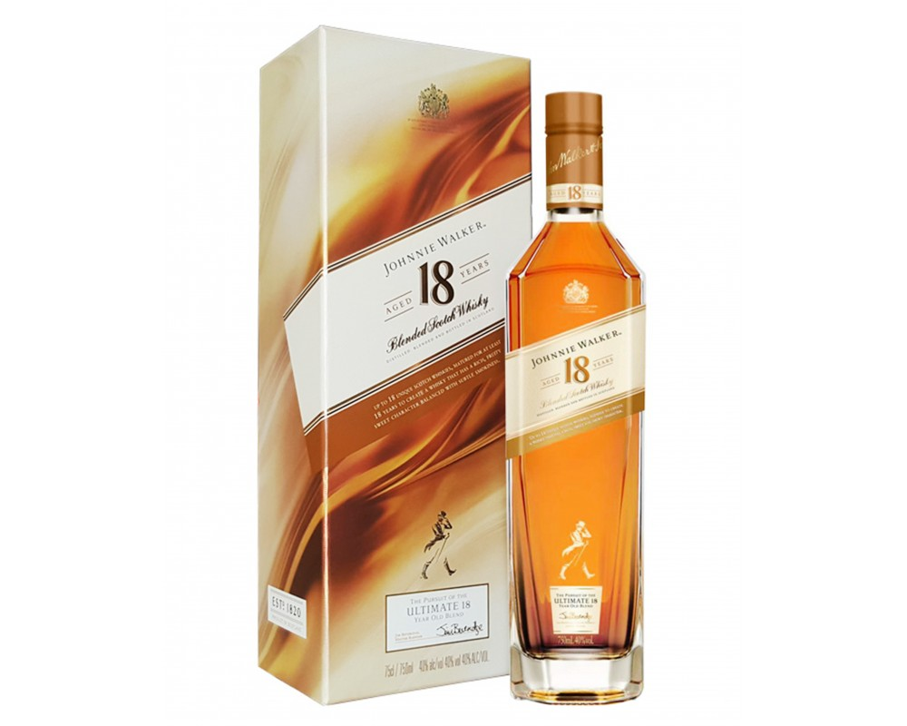 約翰走路18年調和威士忌