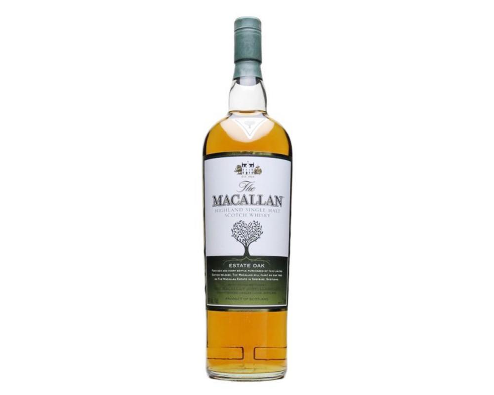 麥卡倫環保樹家族桶威士忌