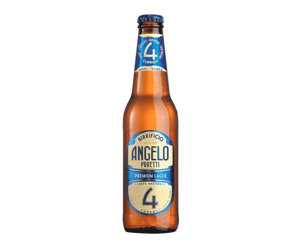 波瑞帝4號啤酒(330mlx24瓶)