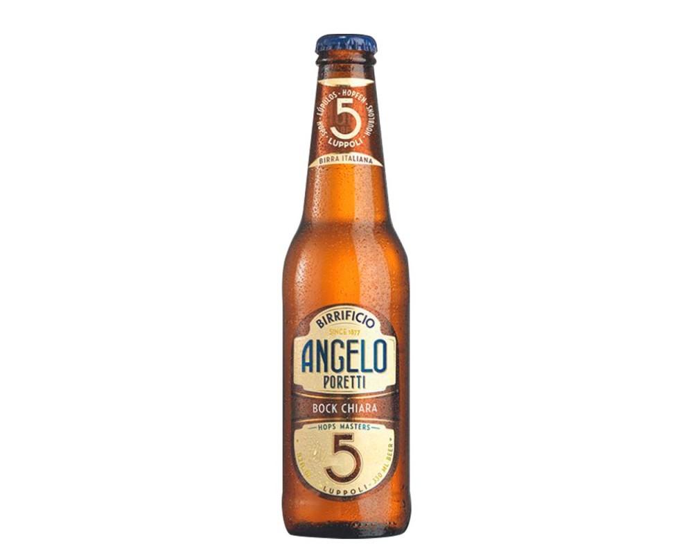 波瑞帝5號啤酒(330mlx24瓶)