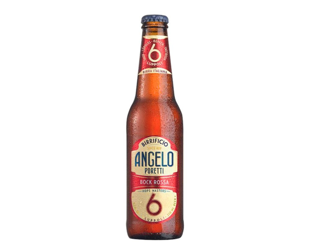 波瑞帝6號啤酒(330mlx24瓶)