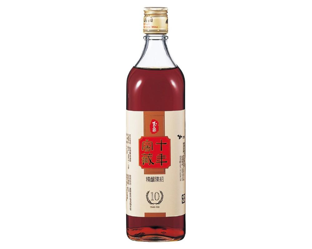 玉泉十年精釀陳年紹興酒