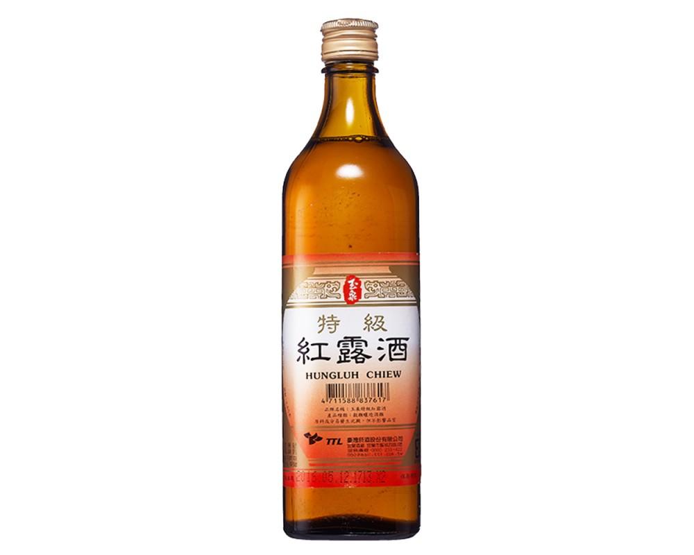 玉泉特級紅露酒