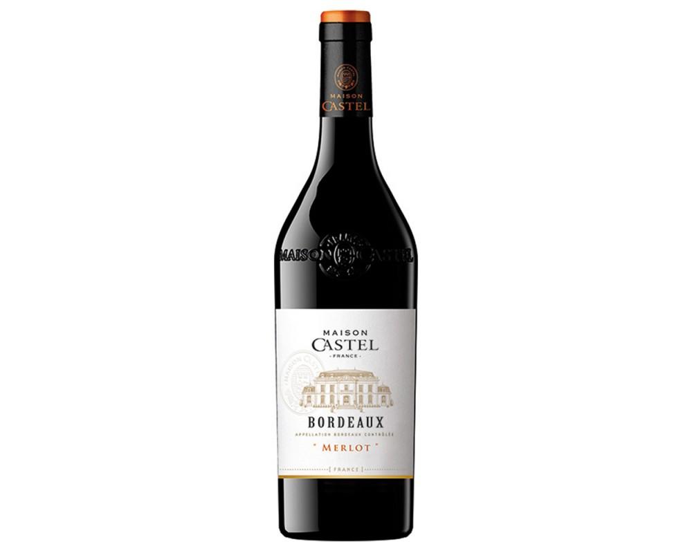 卡思黛樂家族波爾多梅洛紅酒