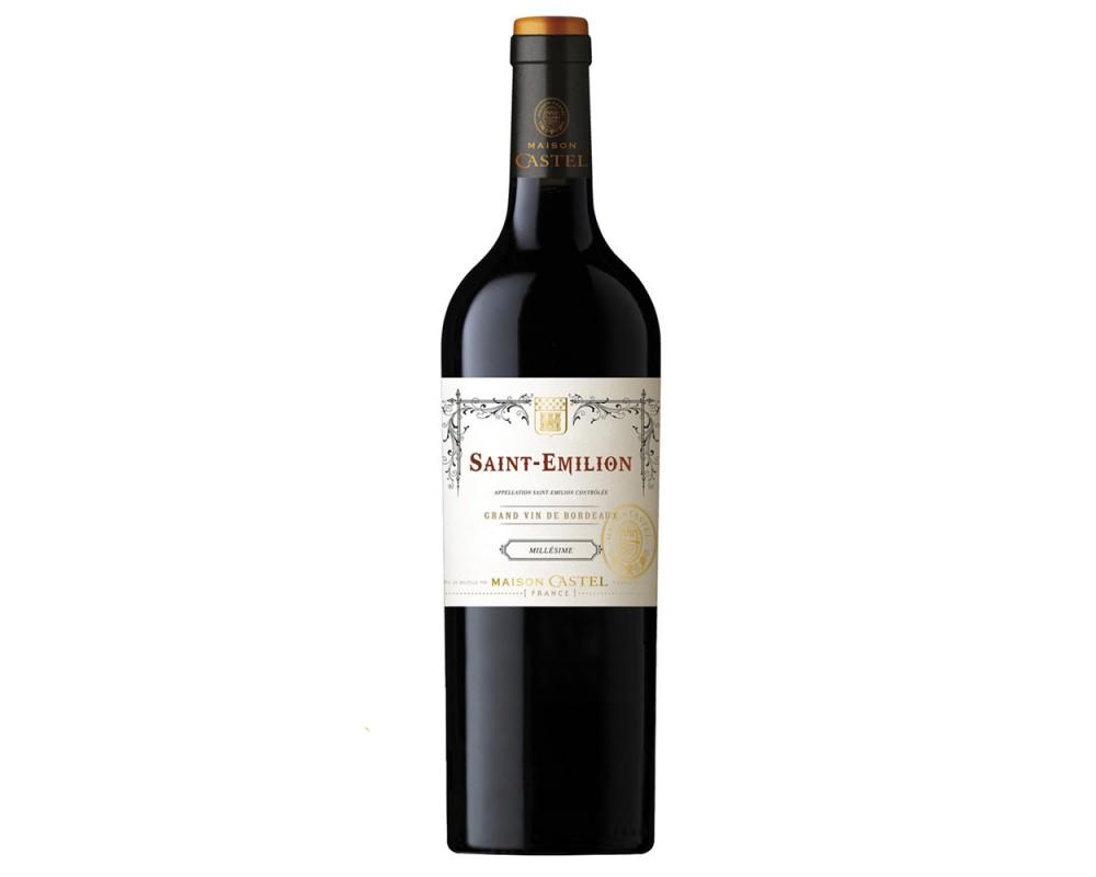 卡思黛樂家族聖愛美濃紅酒