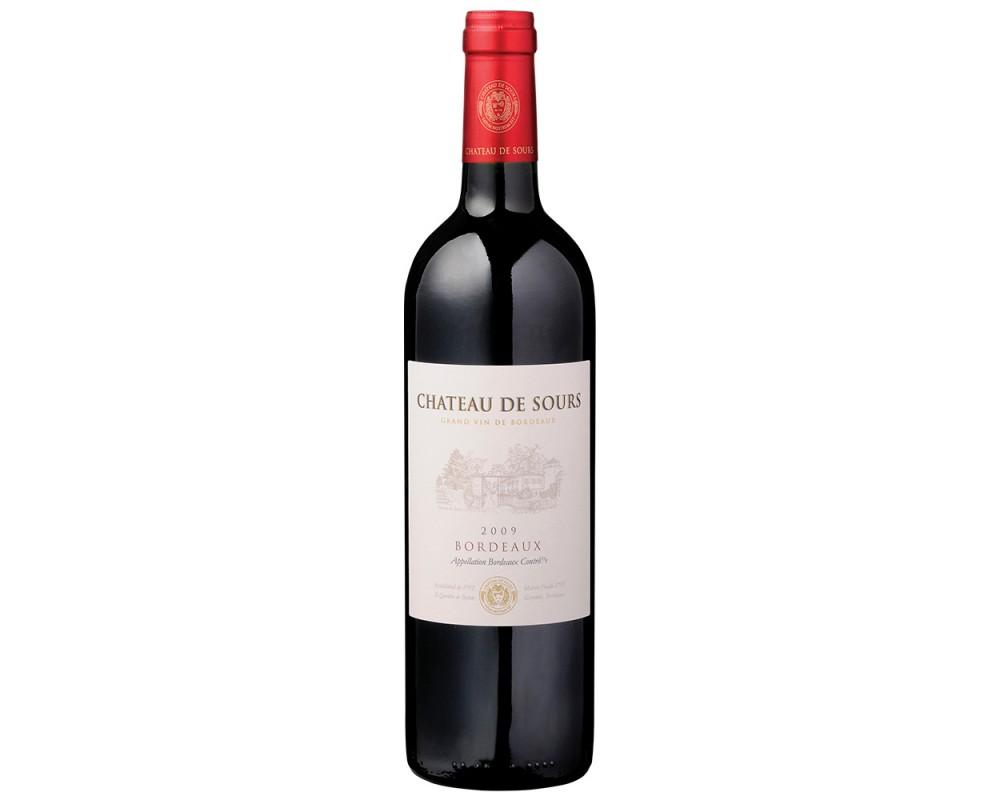 薩爾斯 波爾多紅酒