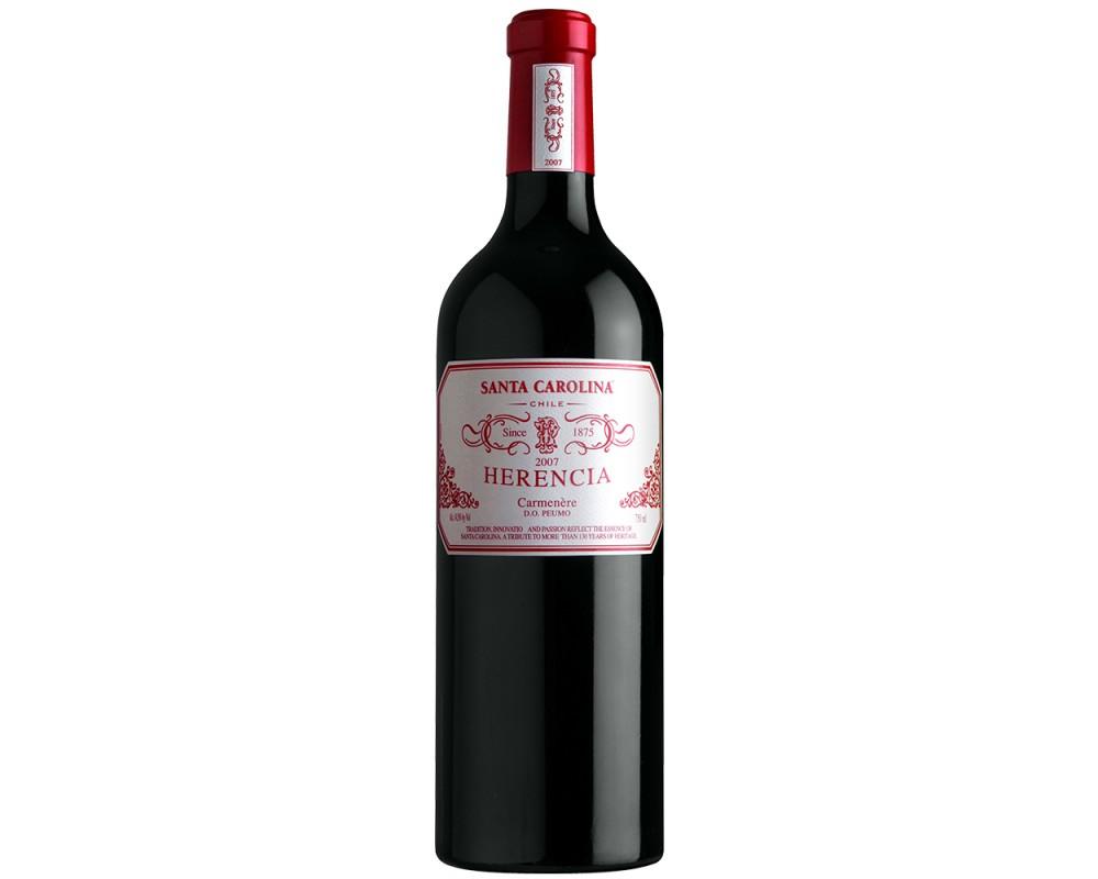 聖塔Carolina Herencia 紅酒