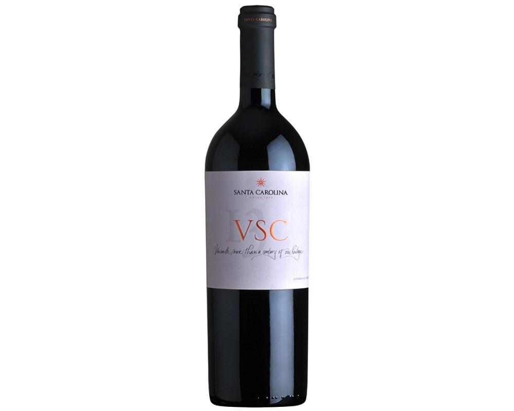 聖塔Vina Santa Carolina紅酒