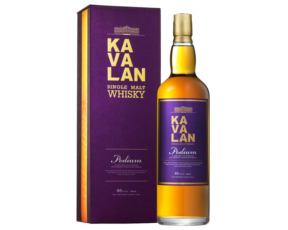 噶瑪蘭堡典單一麥芽威士忌