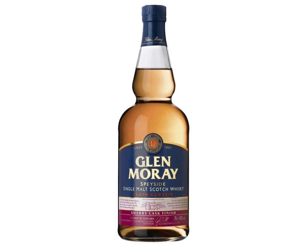 格蘭莫雷經典雪莉單一純麥威士忌