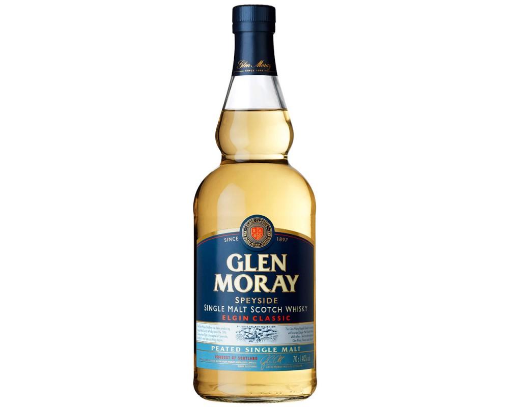 格蘭莫雷經典泥煤單一純麥威士忌