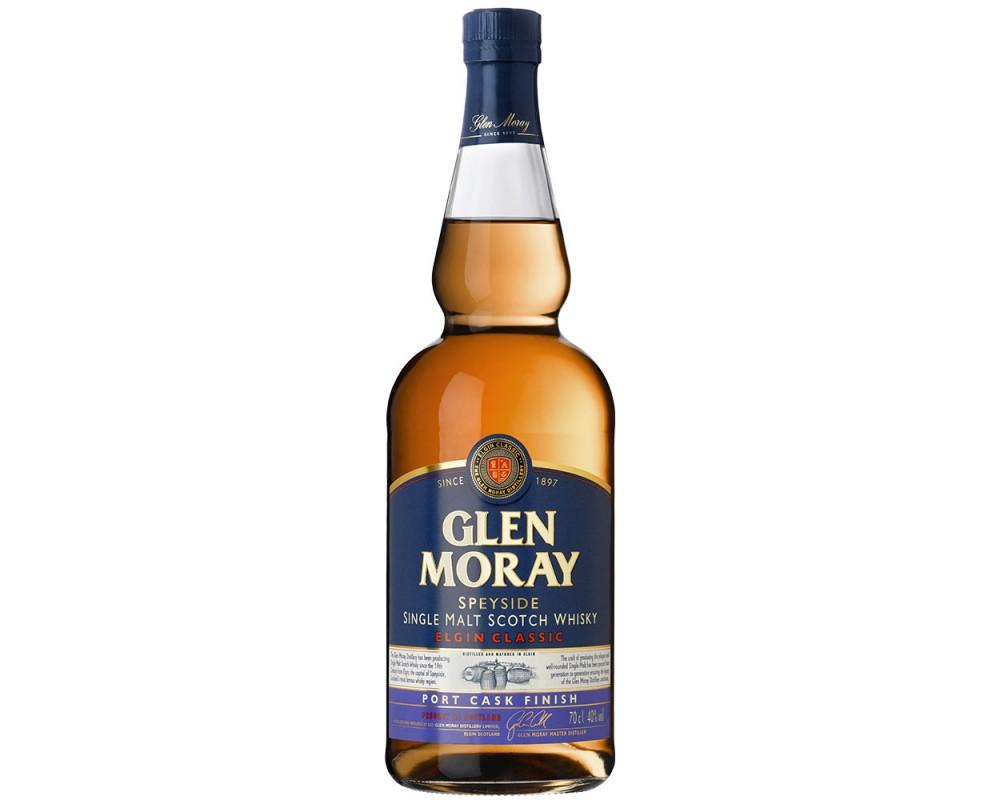格蘭莫雷經典波特單一純麥威士忌