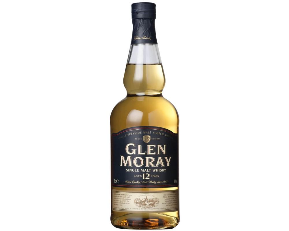 格蘭莫雷12年單一純麥威士忌