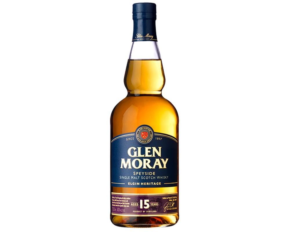 格蘭莫雷15年單一純麥威士忌