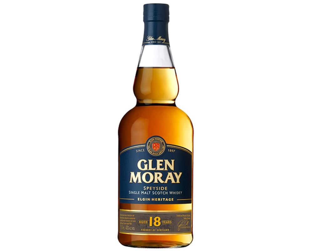 格蘭莫雷18年單一純麥威士忌