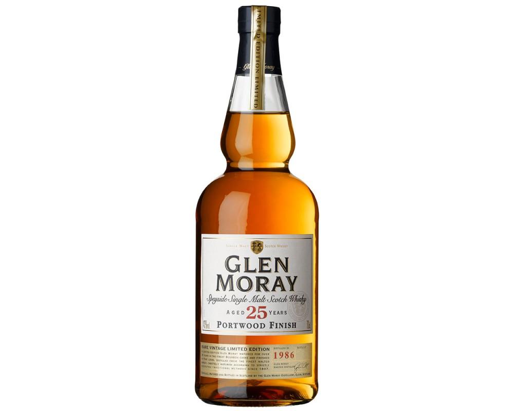 格蘭莫雷25年單一純麥威士忌