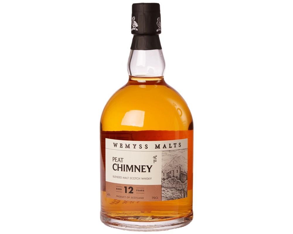 威姆斯 煙燻12年調和麥威士忌