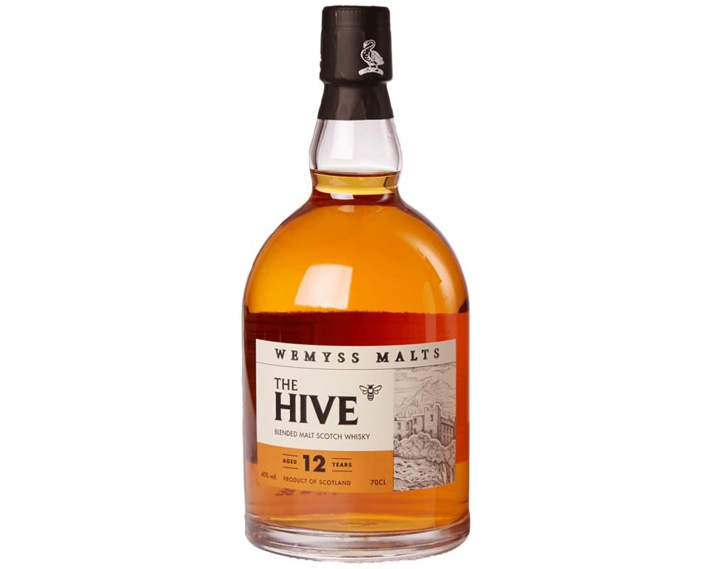 威姆斯 蜂巢12年調和麥威士忌