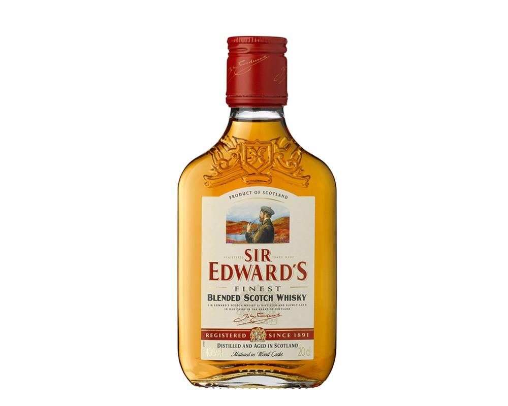 愛德華蘇格蘭威士忌200ml