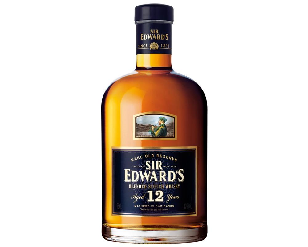 愛德華12年蘇格蘭威士忌