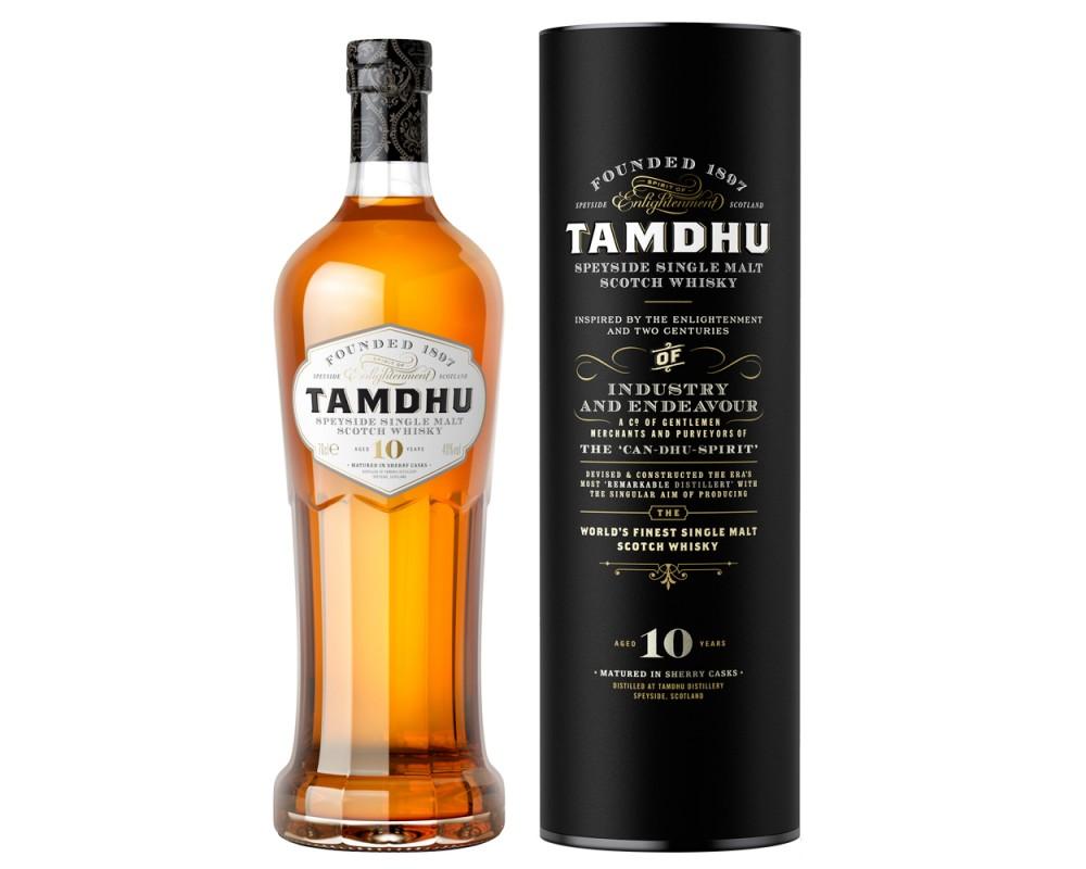 坦杜10年雪莉桶單一麥芽威士忌