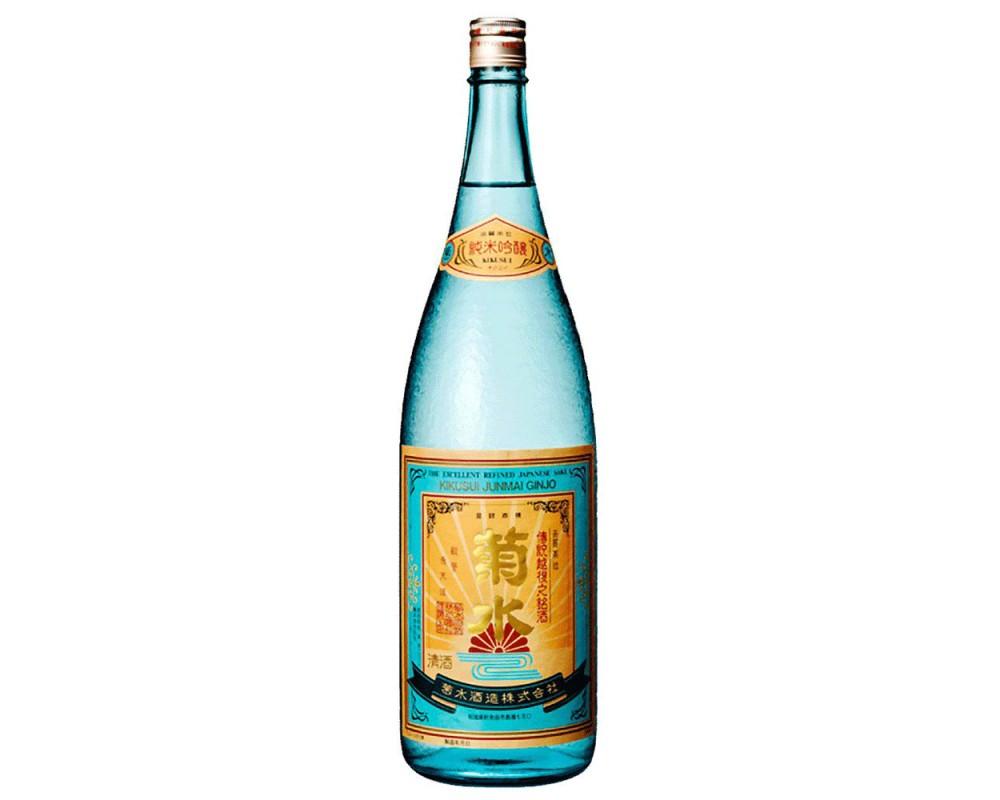 菊水純米吟釀1.8L
