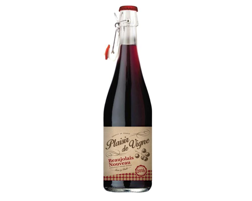 葡萄樂園薄酒萊新酒