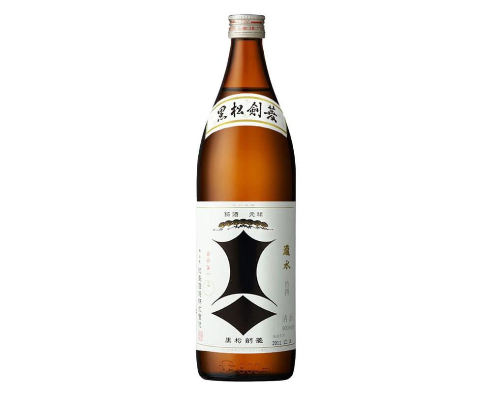 黑松劍菱清酒