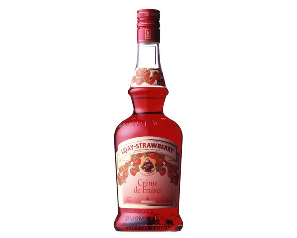 樂傑草莓香甜酒