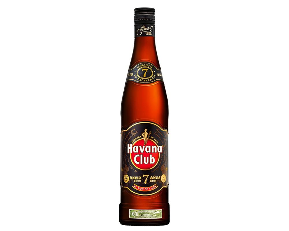 哈瓦那古巴7年窖藏蘭姆酒