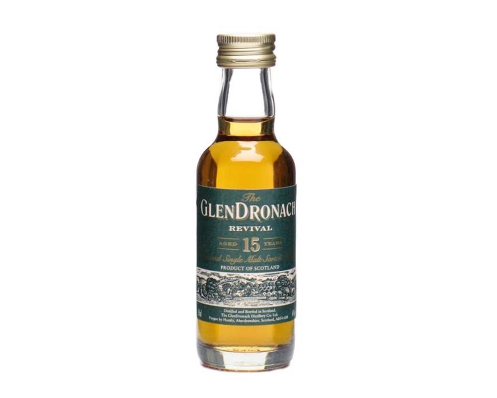 格蘭多納15年迷你酒