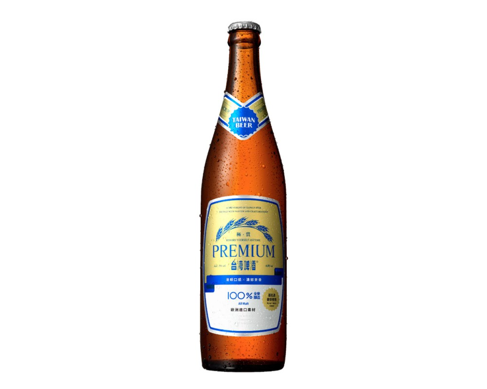 台灣啤酒PREMIUM極賞(600mlx12瓶)
