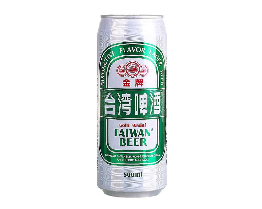 金牌台灣啤酒(500mlx24罐)